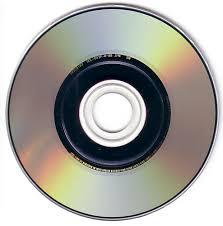 foto della facciata sotto di un DVD
