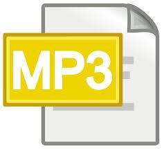 icona che indica un file .mp3