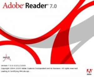 Logo di Adobe 7.0