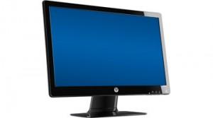 figura di un monitor piatto