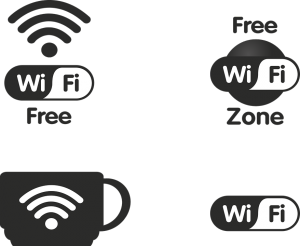 icone di rete Wi_Fi