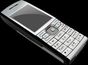 fotografia di un telefono cellulare