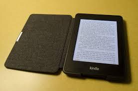immagine di un lettore di libri elettronici
